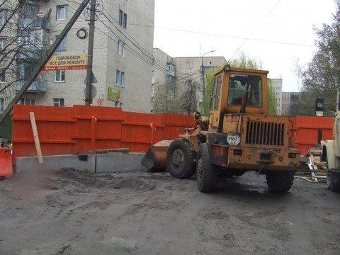 У Вінниці почали реконструювати вулицю Шмідта (ФОТО), фото-6