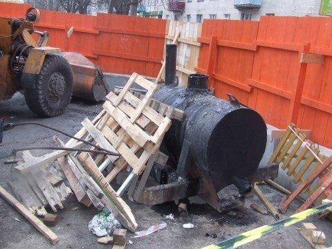 У Вінниці почали реконструювати вулицю Шмідта (ФОТО), фото-7