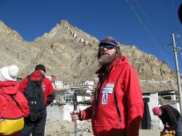Запорожский путешественник Федор Конюхов отметил Пасху в Гималаях (ФОТО), фото-1