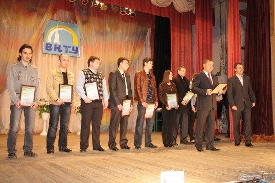 Десятеро студентів ВНТУ отримали гранти від Олександра Домбровського (ФОТО), фото-1