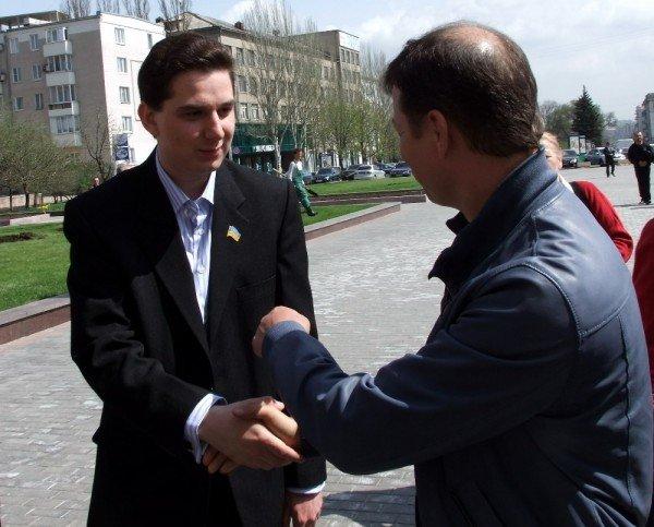 Ляшко  на митинге в Донецке: Мне уже противно смотреть на «депутатов-пенсионеров», которые покрылись мхом и плесенью (фото), фото-2