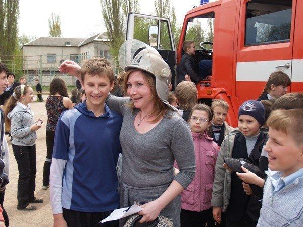 Симферопольскую школу эвакуировали дважды за день (фото), фото-4