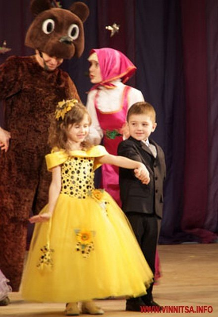 Вінницькі дошкільнята боролись за звання найкращих дизайнерів, танцюристів і співаків (ФОТО), фото-2