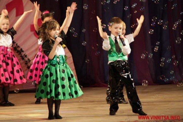 Вінницькі дошкільнята боролись за звання найкращих дизайнерів, танцюристів і співаків (ФОТО), фото-6