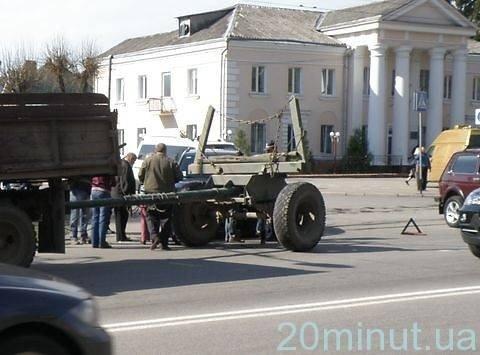 У Вінниці знову аварія на Блока – трамваї стояли сім хвилин (ФОТО), фото-1