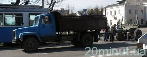 У Вінниці знову аварія на Блока – трамваї стояли сім хвилин (ФОТО), фото-2