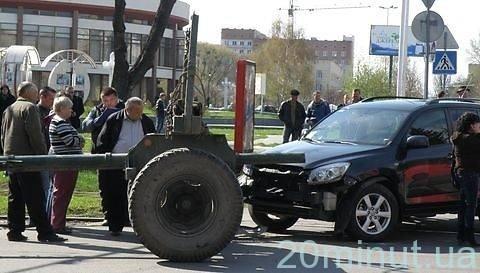 У Вінниці знову аварія на Блока – трамваї стояли сім хвилин (ФОТО), фото-3