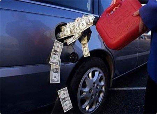 Стоит ли бензин неоправданных пререплат?, фото-1
