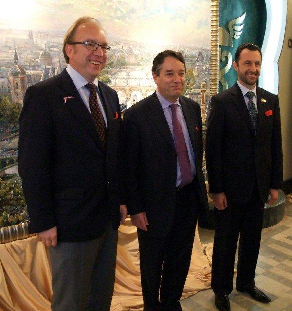 В Донецке открылось консульское агентство Франции (фото), фото-3