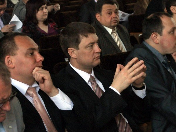 Депутаты Донецкого горсовета в массовом порядке прогуляли сессию (фото), фото-4
