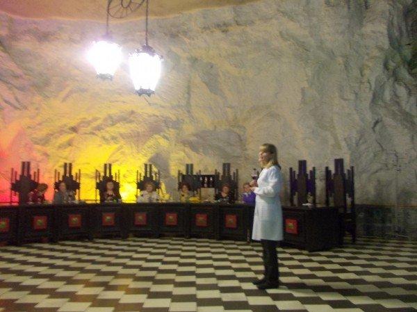 Артемовская «Донна» отметила годовщину создания бокалом шампанского на глубине 72 метров, фото-3