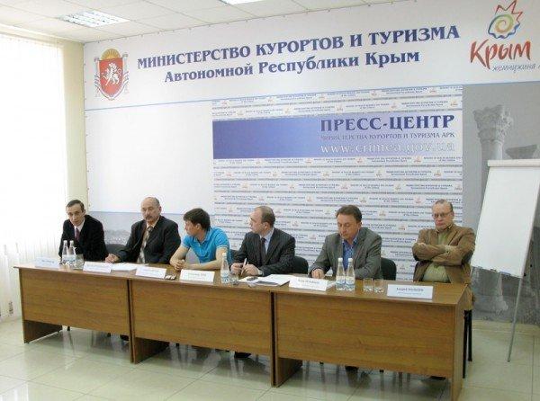 Журналистов ознакомили с подробностями проведения Открытого Чемпионата Украины по скоростному спуску на велосипедах Free Rate DH, фото-3