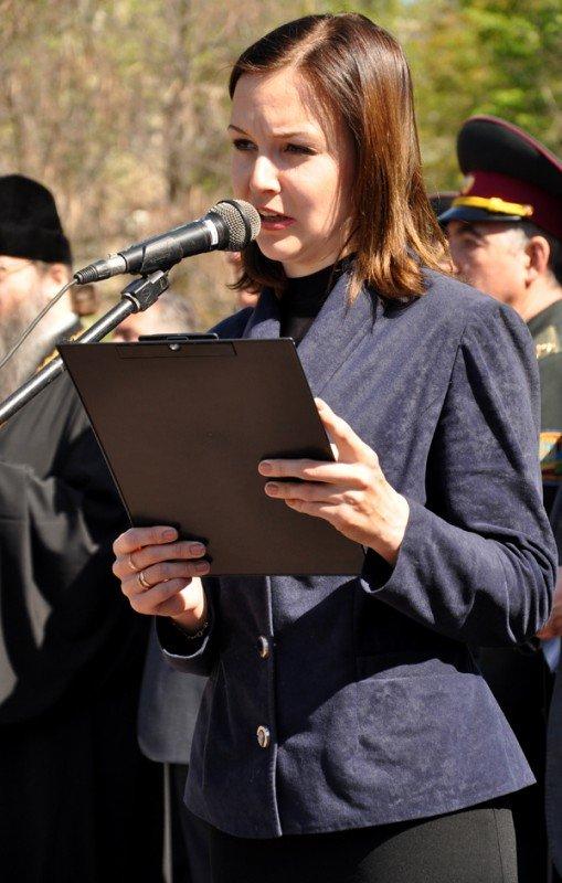ФОТОРЕПОРТАЖ: В Запорожье чиновники превратили митинг ко Дню чернобыльской трагедии в предвыборную агитацию, фото-2