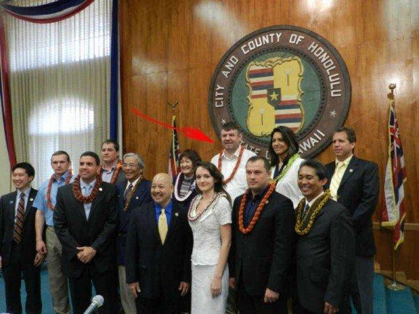 Перед своей отставкой мэр Алупки побывал в США, фото-1