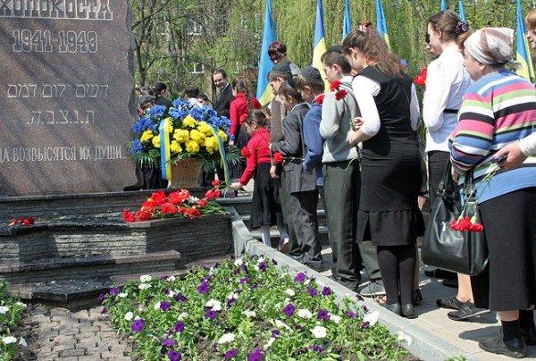 В Донецке почтили память жертв Холокоста, фото-5