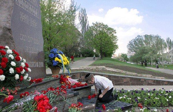 В Донецке почтили память жертв Холокоста, фото-6