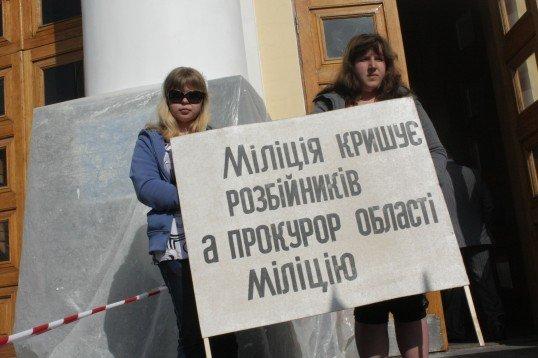 Захищати Кирнасівський цукровий завод його робітники прибули під стіни Вінницької облради, фото-3