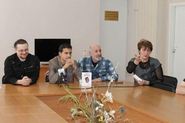 В Запорожье обсудили будущее бумажных книг (ФОТО), фото-1