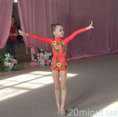 У Вінниці стартував міжнародний турнір з художньої гімнастики для дітей (ФОТО), фото-1