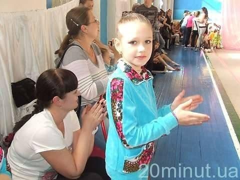У Вінниці стартував міжнародний турнір з художньої гімнастики для дітей (ФОТО), фото-3
