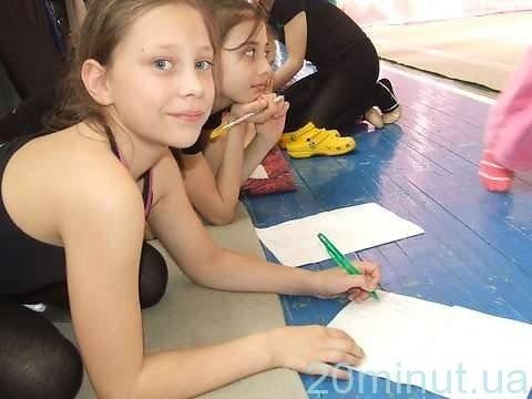 У Вінниці стартував міжнародний турнір з художньої гімнастики для дітей (ФОТО), фото-5