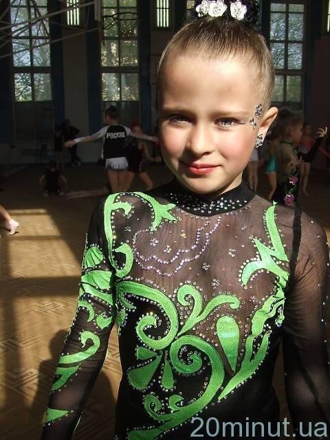У Вінниці стартував міжнародний турнір з художньої гімнастики для дітей (ФОТО), фото-7