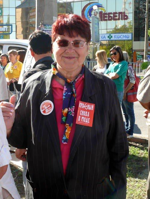 На маевке в Луганске вспомнили «голубых», «мародеров» и дешевую колбасу (ФОТО), фото-3