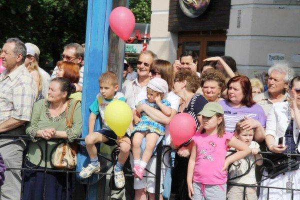 В Симферополе первомайская демонстрация прошла под палящим солнцем (ФОТО), фото-1