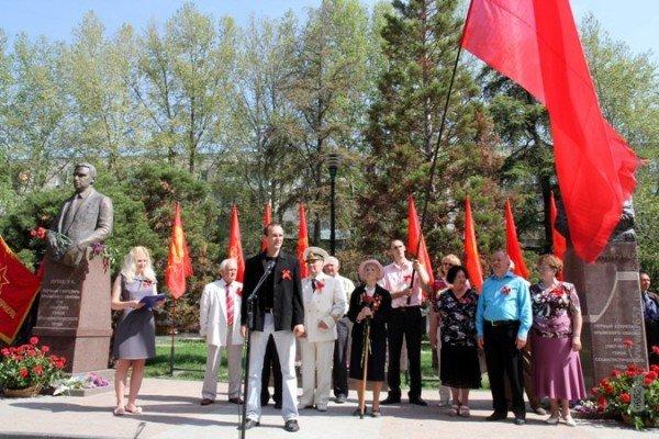 Коммунисты Грача отделились от всех на 1 мая (ФОТО), фото-1