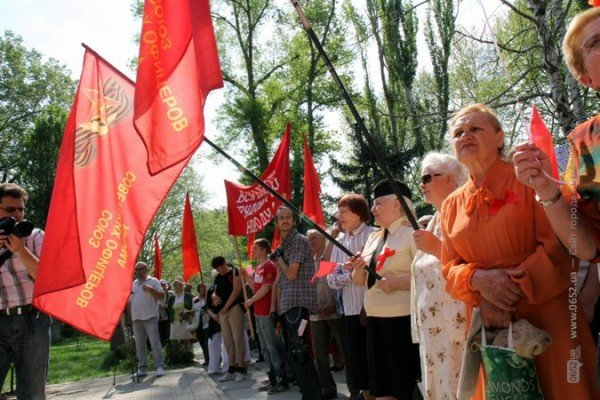 Коммунисты Грача отделились от всех на 1 мая (ФОТО), фото-2