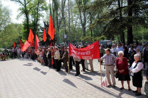 Коммунисты Грача отделились от всех на 1 мая (ФОТО), фото-5