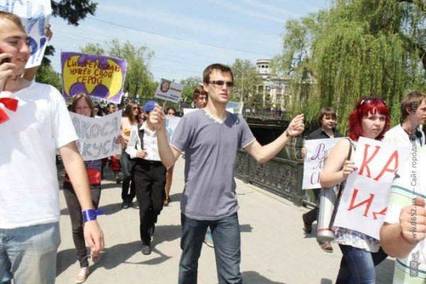 В Симферополе провели третью монстрацию (ФОТО), фото-10