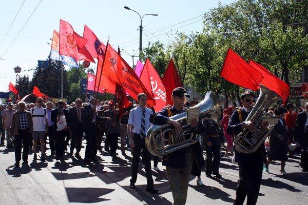 Коммунисты Горловки: «Праздником Первомай был для нас лишь в Советское время», фото-2
