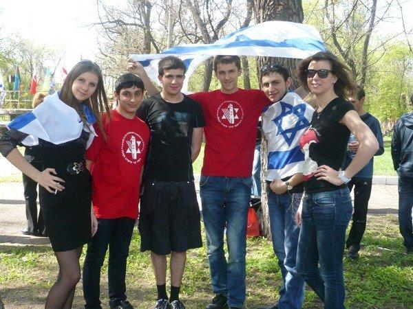 Национальные общины Кривого Рога создали Аллею Дружбы (ФОТО), фото-8