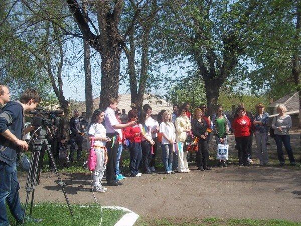 Национальные общины Кривого Рога создали Аллею Дружбы (ФОТО), фото-3