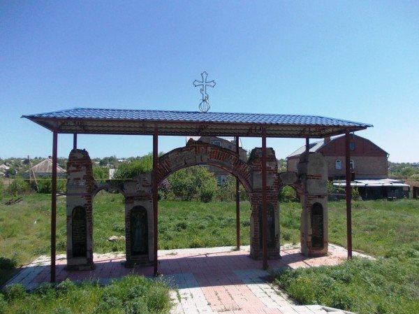 Строительство деревянного храма закончат в сентябре - ко Дню города Артемовска (ФОТО), фото-5