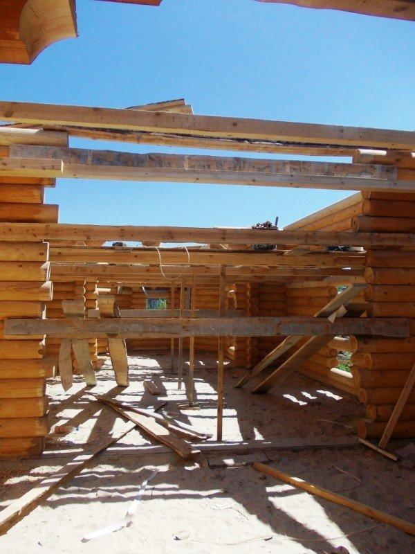 Строительство деревянного храма закончат в сентябре - ко Дню города Артемовска (ФОТО), фото-7