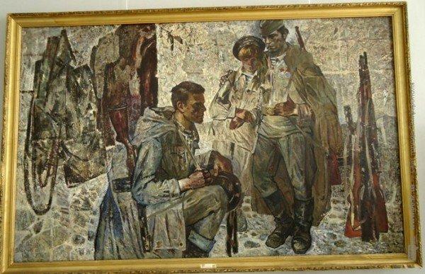 В Симферополе открылась выставка, посвященная Дню Победы (ФОТО), фото-2