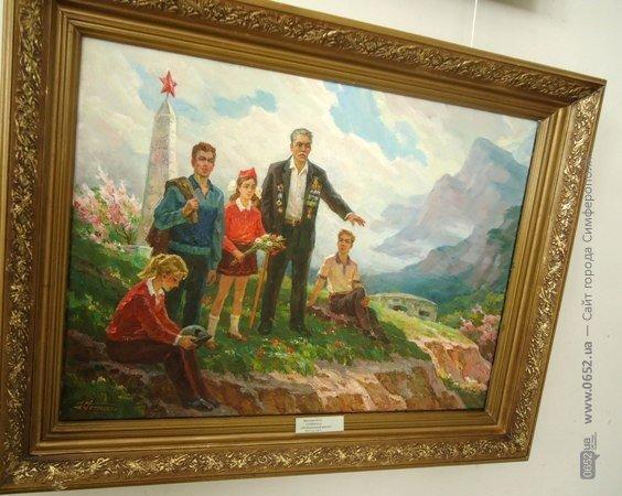 В Симферополе открылась выставка, посвященная Дню Победы (ФОТО), фото-5