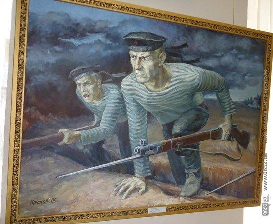 В Симферополе открылась выставка, посвященная Дню Победы (ФОТО), фото-6