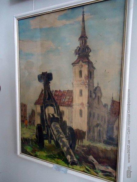 В Симферополе открылась выставка, посвященная Дню Победы (ФОТО), фото-9