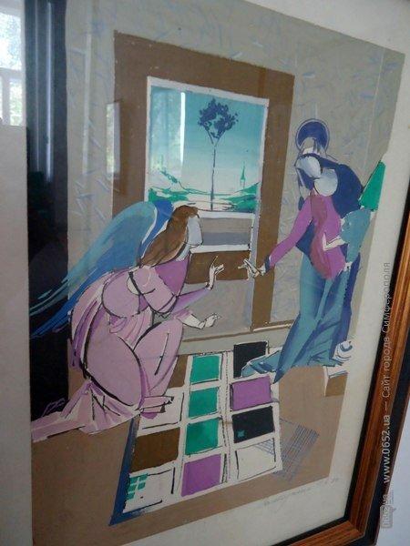 В Симферополе открылась семейная выставка живописи (ФОТО), фото-5
