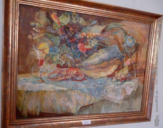 В Симферополе открылась семейная выставка живописи (ФОТО), фото-7