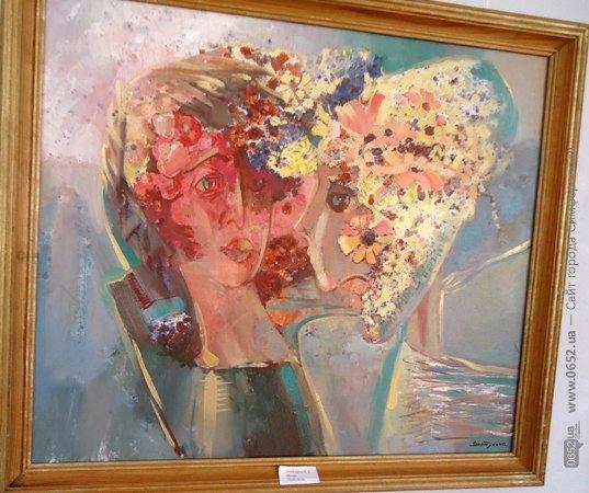 В Симферополе открылась семейная выставка живописи (ФОТО), фото-8