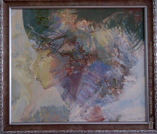 В Симферополе открылась семейная выставка живописи (ФОТО), фото-9