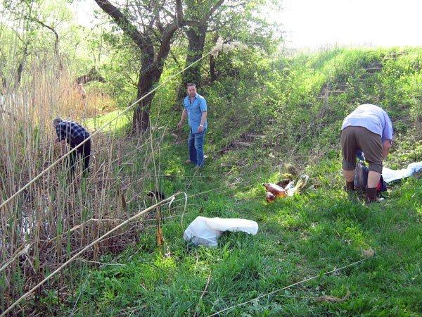 Горловские регионы подарили Кондратьевке чистый водоем, фото-5