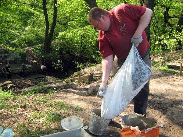 Горловские регионы подарили Кондратьевке чистый водоем, фото-8