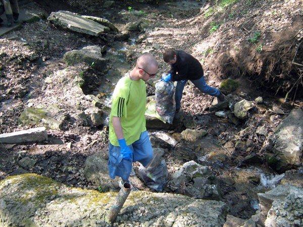 Горловские регионы подарили Кондратьевке чистый водоем, фото-9