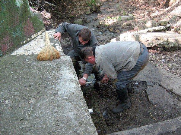 Горловские регионы подарили Кондратьевке чистый водоем, фото-10