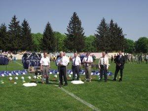 У Новограді-Волинському відбулося урочисте відкриття спортивно-футбольного комплекса, фото-2